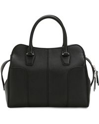 Tod's - Sella Soft Top Handle Bag - Lyst
