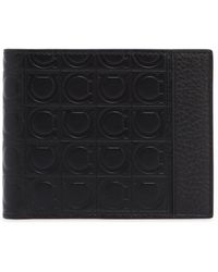 Ferragamo - Firenze Gamma Leather Classic Wallet - Lyst