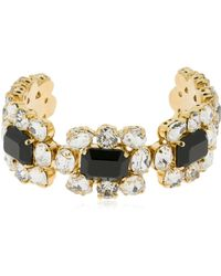 Shourouk - Ritz Cuff Bracelet - Lyst