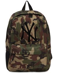 KTZ - Ny Yankees Stadium Camo Backpack - Lyst