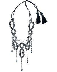 Night Market - Pendant Deco Necklace - Lyst