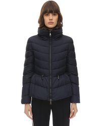 Moncler - Miriel Nylon Laqué Down Jacket - Lyst