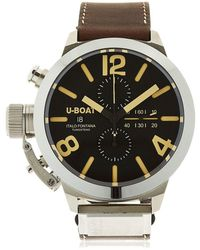 U-Boat - Classico Tungsteno Cas 1 Chrono Watch - Lyst