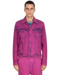 Guess - Sean Wotherspoon Acid Wash Denim Jacket - Lyst