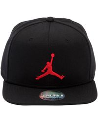 e74b22a3932 Lyst - Nike Jordan Baseball Cap in Black for Men
