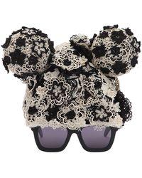 Kuboraum Berlin - Mickey Head Mask Sunglasses - Lyst