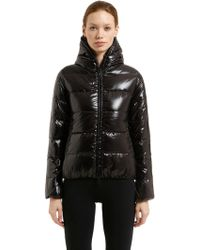 Duvetica - Thia 5 Shiny Nylon Down Jacket - Lyst