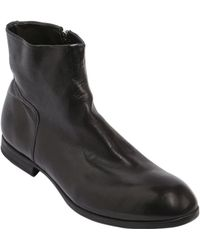 Preventi | Zip-up Leather Boots | Lyst