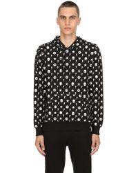 Hydrogen - Printed Sweatshirt Hoodie - Lyst