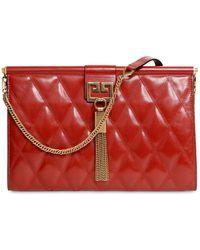 Givenchy - Medium Gem Quilted Leather Shoulder Bag - Lyst