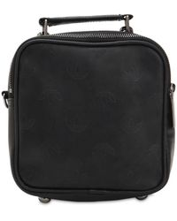 adidas Originals - Faux Leather Backpack - Lyst