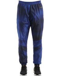 Adidas Originals | Eqt Premium Indigo Nylon Track Trousers | Lyst