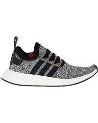 68b1b76f97cb5 Lyst - Adidas NMD R2 Primeknit - Men s Adidas NMD R2 Primeknit Sneakers