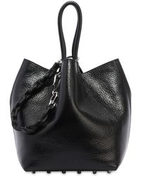 Alexander Wang - Roxy Textured Soft Leather Tote Bag - Lyst