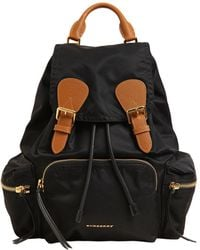 Burberry - Medium The Rucksack Nylon Backpack - Lyst