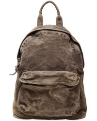 Officine Creative - Reverse Leather Backpack - Lyst