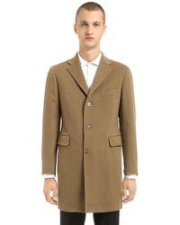 Tagliatore - Wool & Cashmere Coat - Lyst