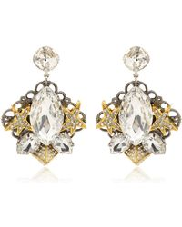 Assad Mounser - Segin Earrings - Lyst