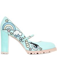 Minna Parikka - 100mm My Little Mary Court Shoes - Lyst