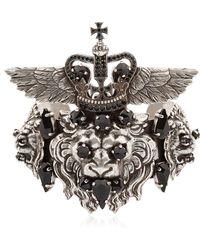 On Aura Tout Vu - Mythology Cuff Bracelet - Lyst