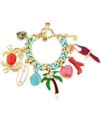 Juicy Couture - Ipanema Toucan Bracelet - Lyst