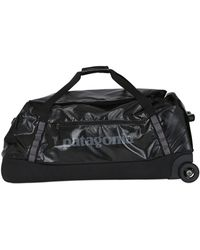 Patagonia - 120l Black Hole Wheeled Duffel Bag - Lyst