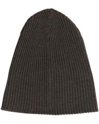 John Varvatos | Ribbed Wool Hat | Lyst