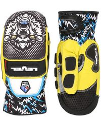 Level - World Cup Cf Leather Ski Mitt Gloves - Lyst