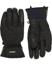 Level - Rexford Nfc Smart Leather Ski Gloves - Lyst