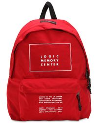 Undercover - Eastpak Printed Canvas Backpack - Lyst