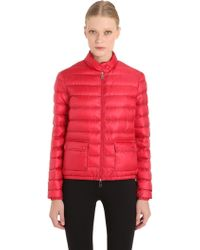 Moncler Lans Jacket Red
