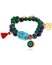 Katerina Psoma - Amulets For Hangover Charm Bracelet - Lyst