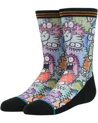 Stance - Monster Party Sub Cotton Blend Socks - Lyst