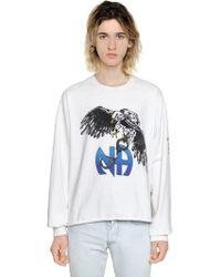 "Enfants Riches Deprimes Sweatshirt Aus Baumwolle ""n.a. Stone"""