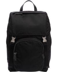 Prada - Nylon Backpack - Lyst