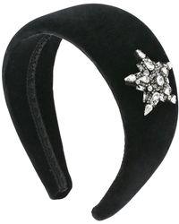 Ca&Lou - Anastasia Star Embellished Headband - Lyst