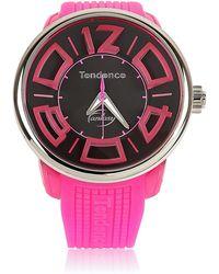 Tendence - Fantasy Fluorescent Watch - Lyst