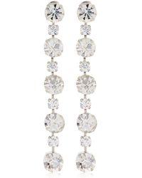 Ca&Lou - Victoria Simple Drop Earrings - Lyst