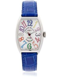 Franck Muller - Curvex Sc Colour Dream Automatic Watch - Lyst