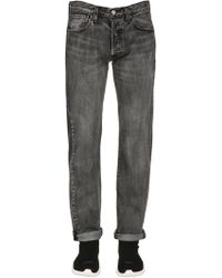 Levi's - Jeans 501 De Denim Stretch Lavado - Lyst