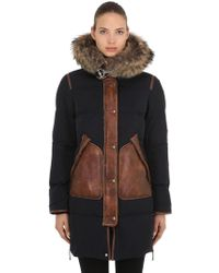 Parajumpers - Long Bear Special Down Parka - Lyst
