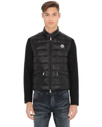 Moncler   Gui Quilted Nylon Down Vest   Lyst