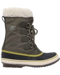 Sorel - Winter Carnival Nylon Boots - Lyst