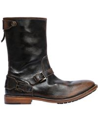 Rust Mood - Vegetable Tanned Leather Boots - Lyst
