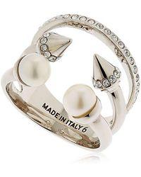 Vita Fede - Ultra Mini Titan Ring - Lyst