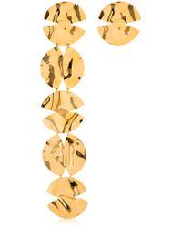 Anissa Kermiche - Architect Asymmetrical Earrings - Lyst
