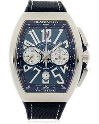 Franck Muller - Vanguard Yacht Chrono 45mm Watch - Lyst