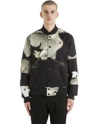 "G-Star RAW - Bomber ""rackam Sports"" - Lyst"