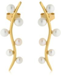 Nina Kastens Jewelry - Pina Earrings - Lyst