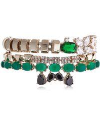 Iosselliani - Colours Of Burma Bracelet - Lyst